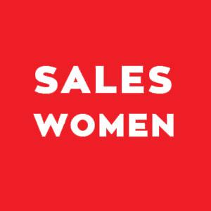 SALES-WOMEN